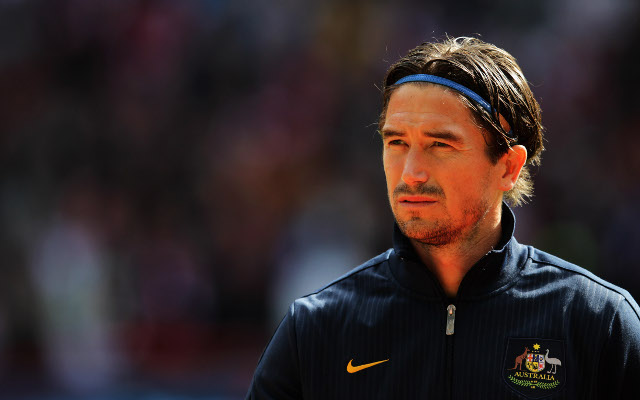 Harry Kewell thrown a career lifeline by the Melbourne Heart