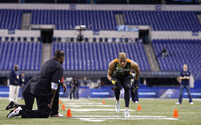 Did Tyrann Mathieu answer all the questions from his performance at NFL Combine?