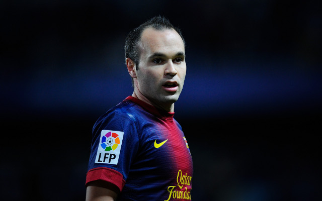 Andres Iniesta believes in Barcelona's Champions League comeback