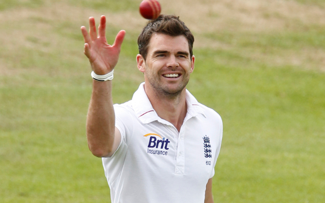 England bowling coach tips Jimmy Anderson to be side's pace ace again