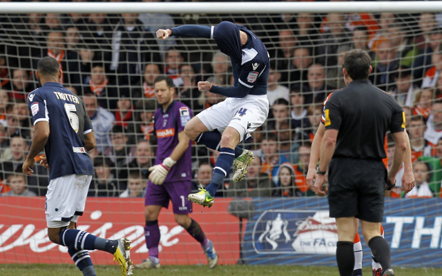 (Video) Luton Town 0-3 Millwall: FA Cup highlights