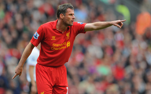 Jamie Carragher Liverpool