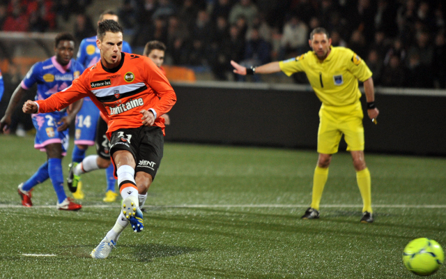 (Video) Lorient 2-1 Evian TG: Ligue 1 highlights