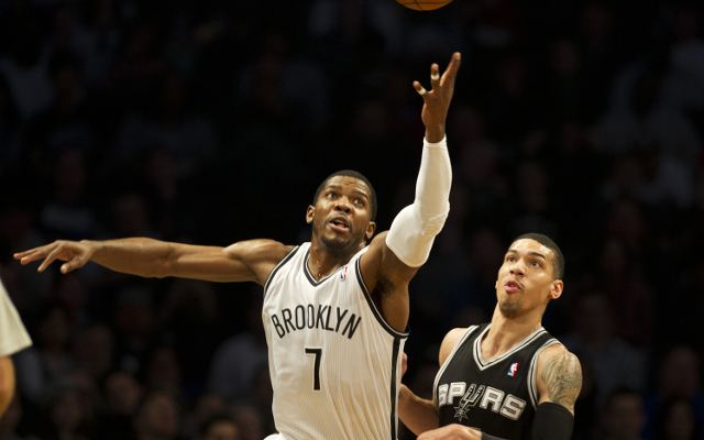 NBA rumors: Detroit Pistons inquire about Brooklyn Nets star Joe Johnson