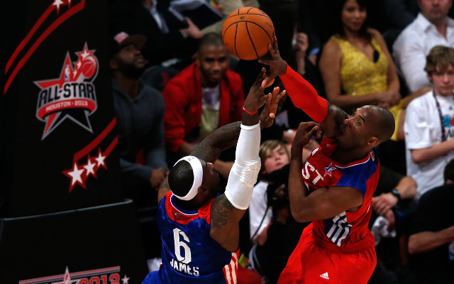 (Video) Top five plays from NBA All-Star game