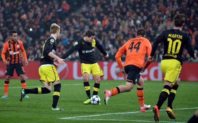 Fans deaths overshadow impressive Dortmund away draw