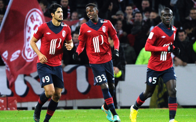 (Video) Ajaccio 1-3 Lille: Ligue 1 highlights
