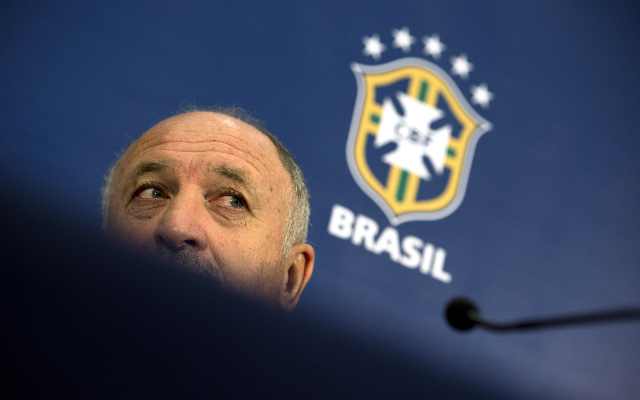 World Cup: Luiz Felipe Scolari says Fred penalty was deserved