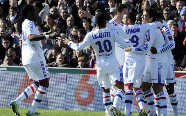 (Video) Bordeaux 0-4 Lyon: Ligue 1 highlights