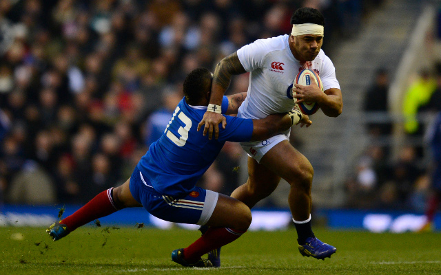 Six Nations 2015: Manu Tuilagi warned he could lose England place