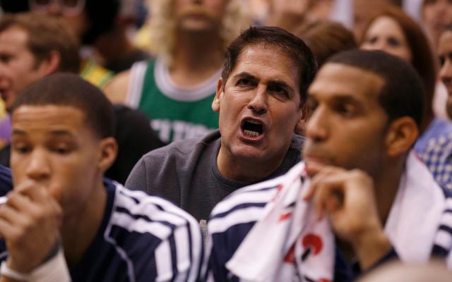 Los Angeles Lakers respond to Dallas Mavericks owner Mark Cuban