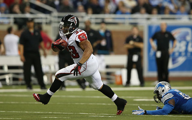 Atlanta Falcons are ready to cut running back Michael Turner after five years service