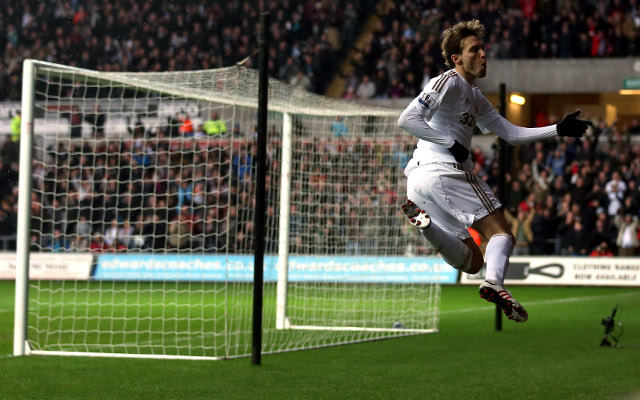 Michu reveals he intends to stay at Swansea City next season