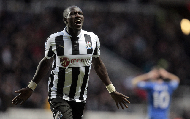 Moussa Sissoko Newcastle United