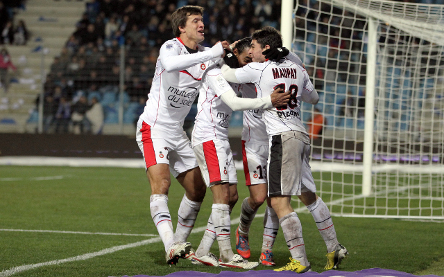 (Video) AC Ajaccio 0-2 Nice: Ligue 1 highlights