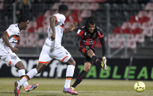 (Video) Nice 1-1 Lorient: Ligue 1 highlights