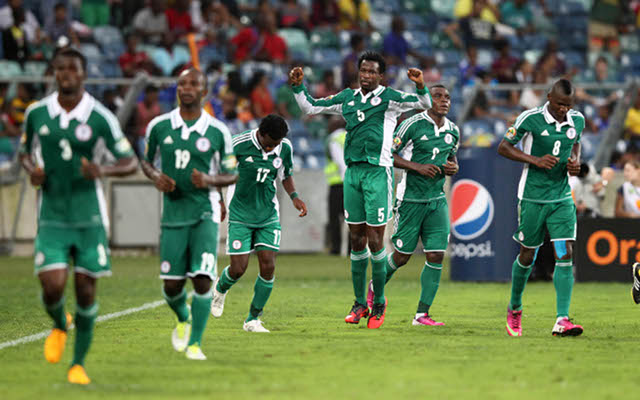 Private: AFCON: Nigeria 4-1 Mali: Semi-final match report