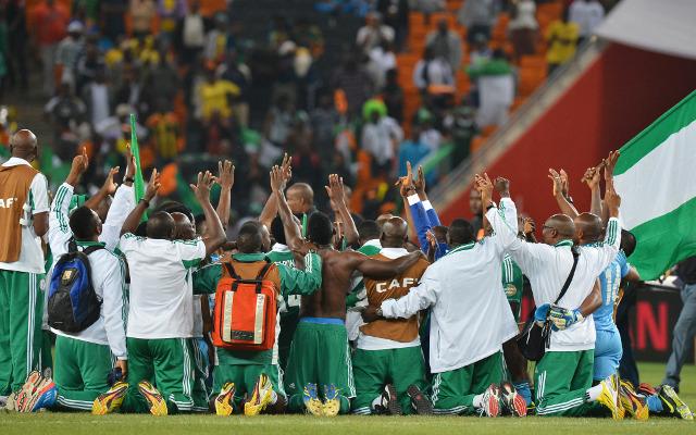 AFCON: Nigeria 1-0 Burkina Faso