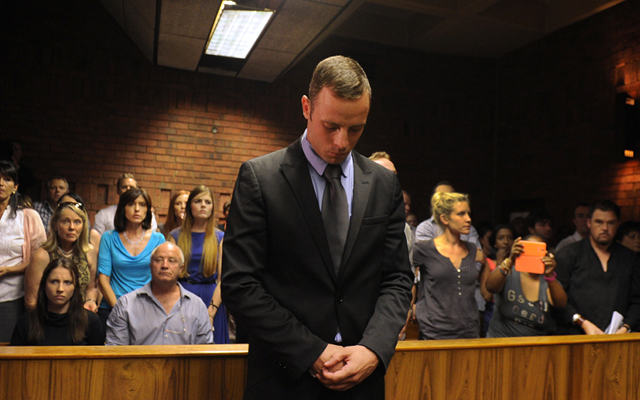 Watch Oscar Pistorius murder trial: live streaming video from South Africa court