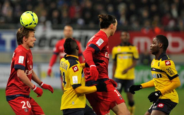 (Video) Sochaux 3-2 PSG: Ligue 1 highlights