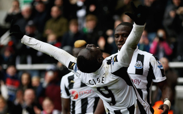 Cisse strike was priceless, says Newcastle manager Alan Pardew
