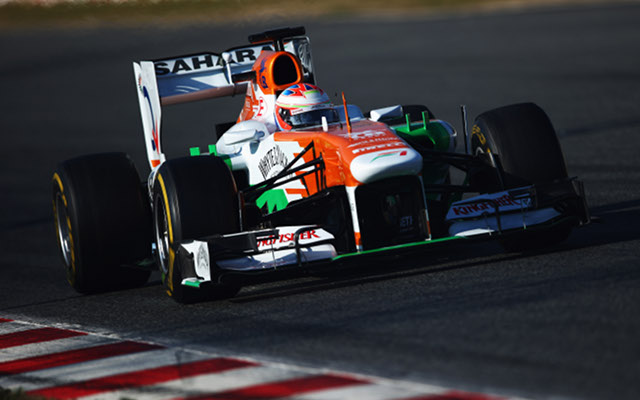 Force India award Adrian Sutil F1 drive ahead of Jules Bianchi