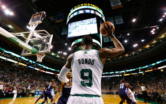 NBA trade rumors: Boston Celtics say they talked to Rajon Rondo about a contract extension