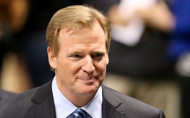 NFL Commissioner Roger Goodell earned $29m last year