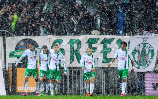 (Video) St Etienne 4-2 AC Ajaccio: Ligue 1 highlights