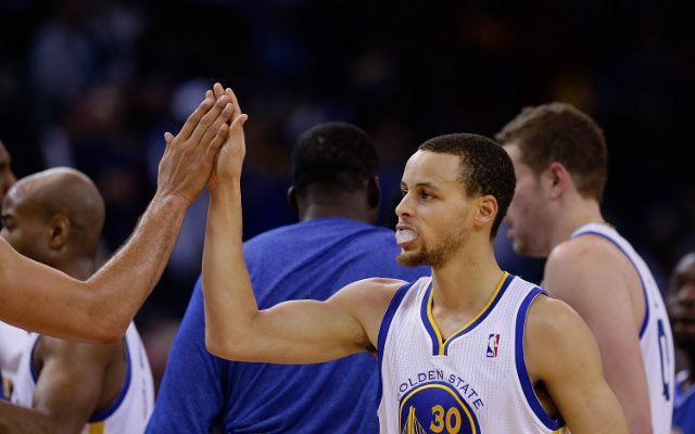 Can the Golden State Warriors hold on to a play-off spot?
