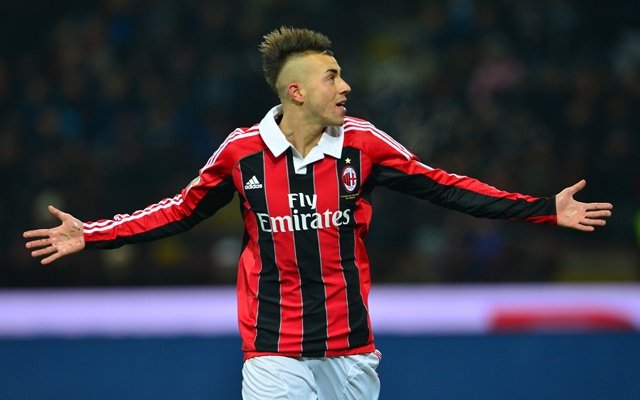 Stephan El Shaarawy signs contract extension at AC Milan