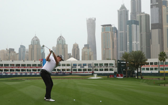 Private: Stephen Gallagher Wins Dubai Desert Classic