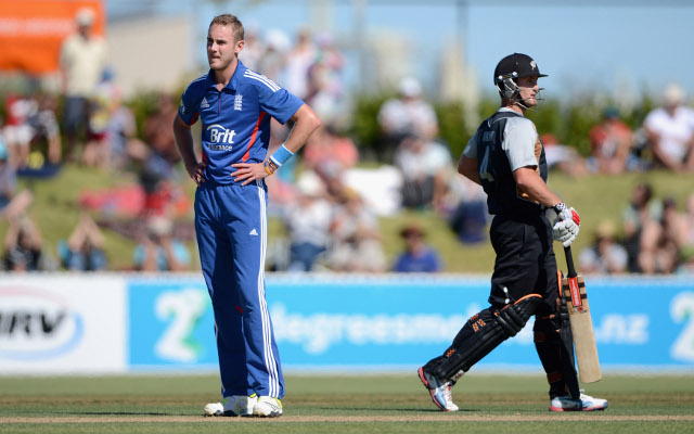 Where did it go wrong for England against New Zealand?