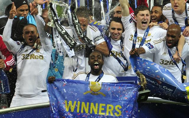 Bradford City 0-5 Swansea City: Capital One Cup final match report