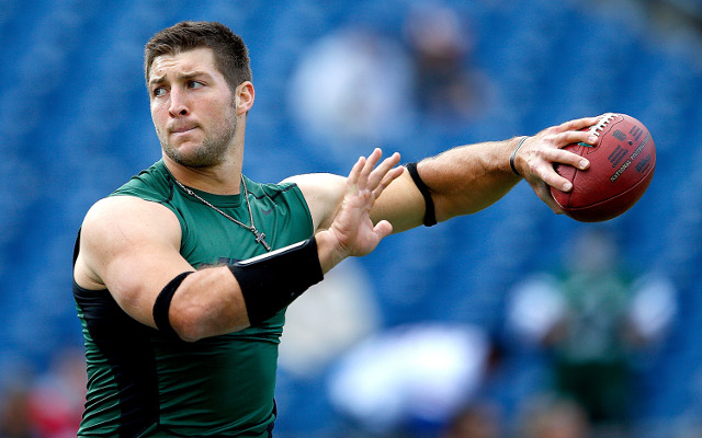 NFL commissioner hopes Tim Tebow stays in the league