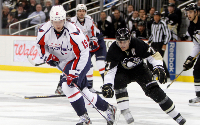 Private: Washington Capitals unable to stop the slide against Pittsburgh Penguins
