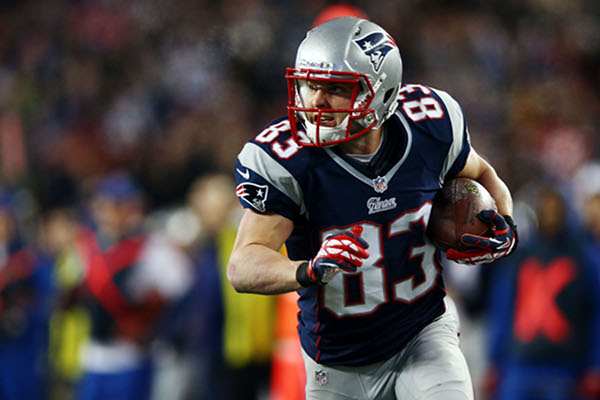 Wes Welker thought to be staying with the New England Patriots