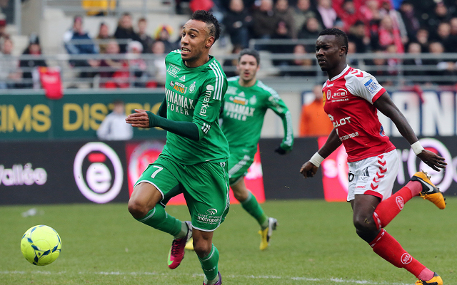 (Video) Reims 1-1 Saint Etienne: Ligue 1 highlights