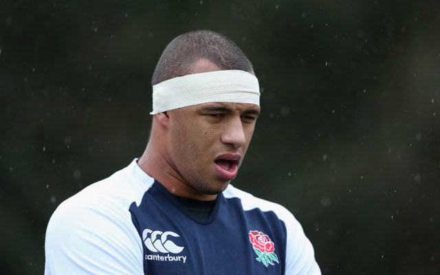 Courtney Lawes back as England make changes for France