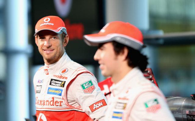 Private: (Video) McLaren unveil new car
