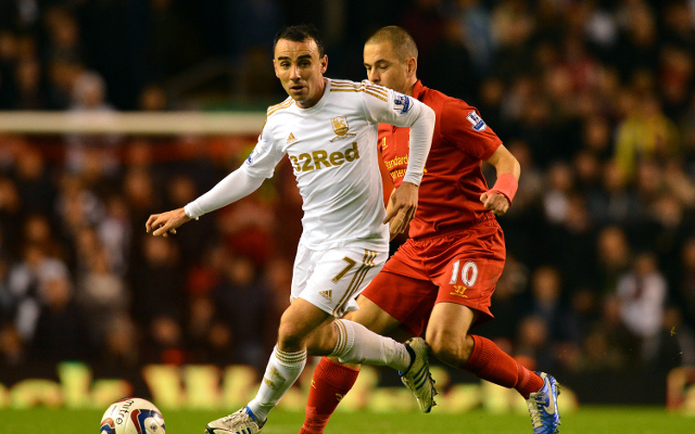 Swansea City's Leon Britton deserves England call-up, says Ashley Williams