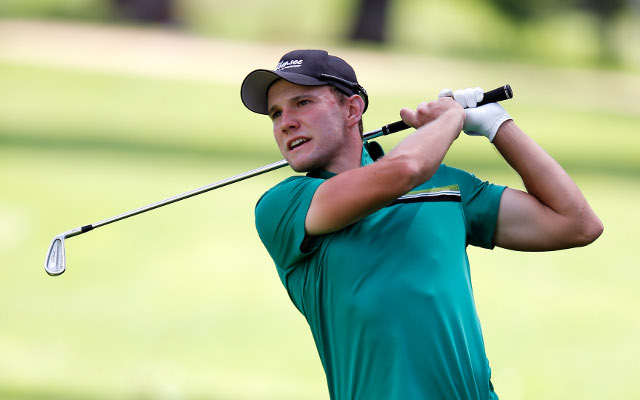 Private: Sterne and Kieffer share lead in Joburg Open
