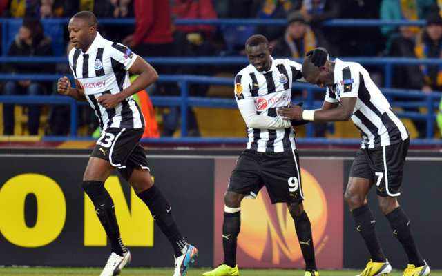(Video) Metalist 0 – 1 Newcastle United – Europa League Match Highlights