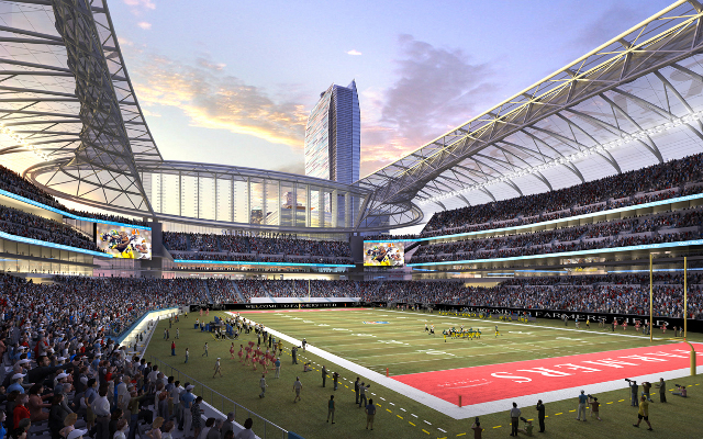 Plans for Los Angeles NFL team put on hold as stadium plans are scrapped