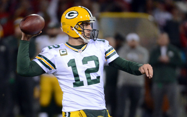Green Bay Packers Quarterback Aaron Rodgers will probably get a billion dollars according to team mate