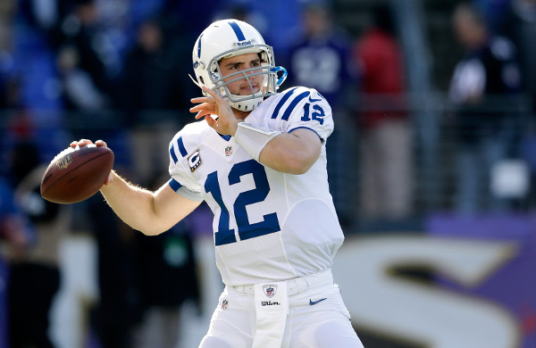 Indianapolis Colts Quarterback Andrew Luck comfortable in new offence