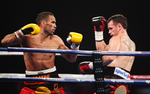 Anthony Mundine still chasing a big name boxing scalp