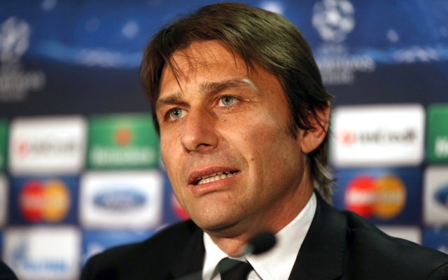 Antonio Conte hints he had offers to manage Man United And Tottenham