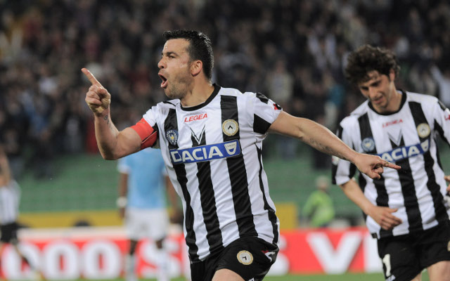(Video) Udinese 3-1 Chievo: Serie A highlights