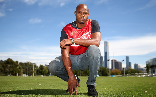 Sprint legend Asafa Powell to compete at Stawell Gift